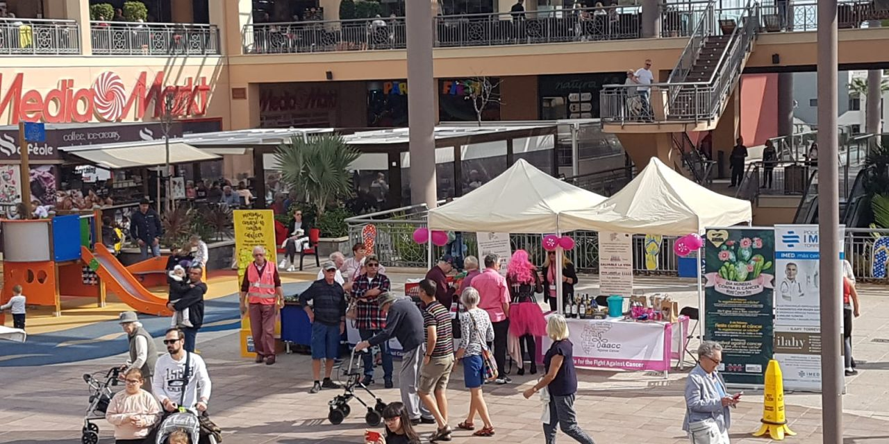 World Cancer Day Draws the Crowds