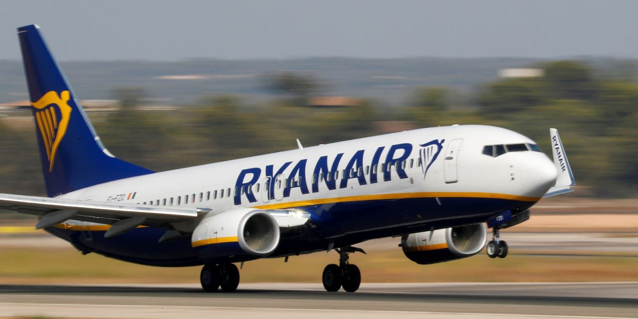 Letter from Michael O´Leary – RYANAIR LIMITED SCHEDULE FOR COMING DAYS TO KEEP SKIES OPEN